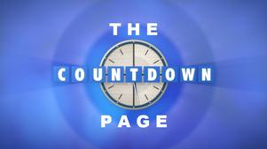 The Countdown Page